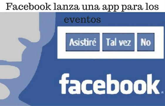 Eventos, Events from Facebook, Facebook, Redes Sociales, Social Media,