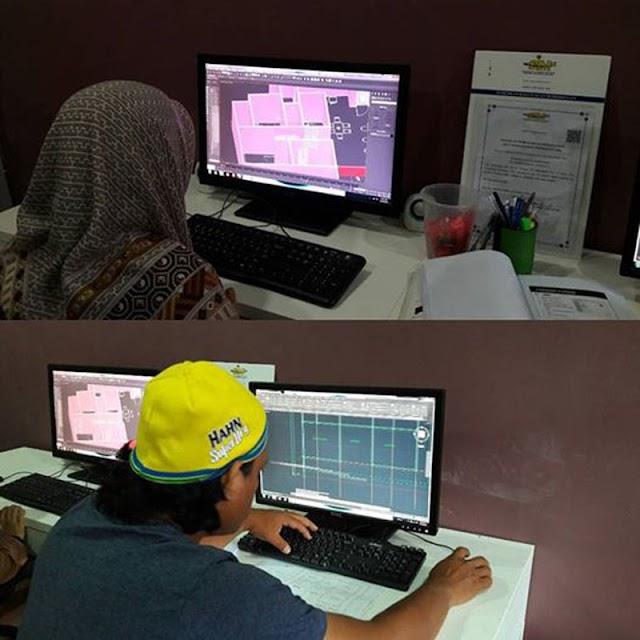KELAS BELAJAR AUTOCAD DAN 3D-MAX DENGAN CARA MUDAH