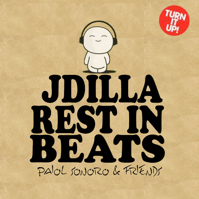 Paiol Sonoro & Friends - Dilla Rest In Beats (Beat Tape) [BACK TO TIME #35]