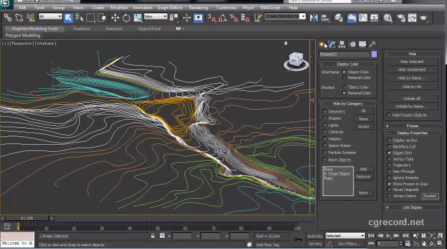 splineland for 3ds max 2013 download