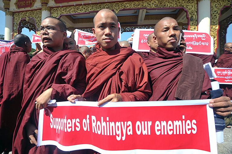 Biksu Myanmar