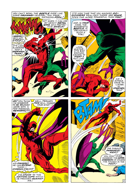 Daredevil (1964) 33 Page 2