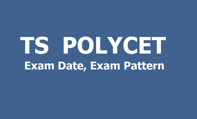 TS POLYCET 2019 Exam date, Hall tickets downloading Date, Results date