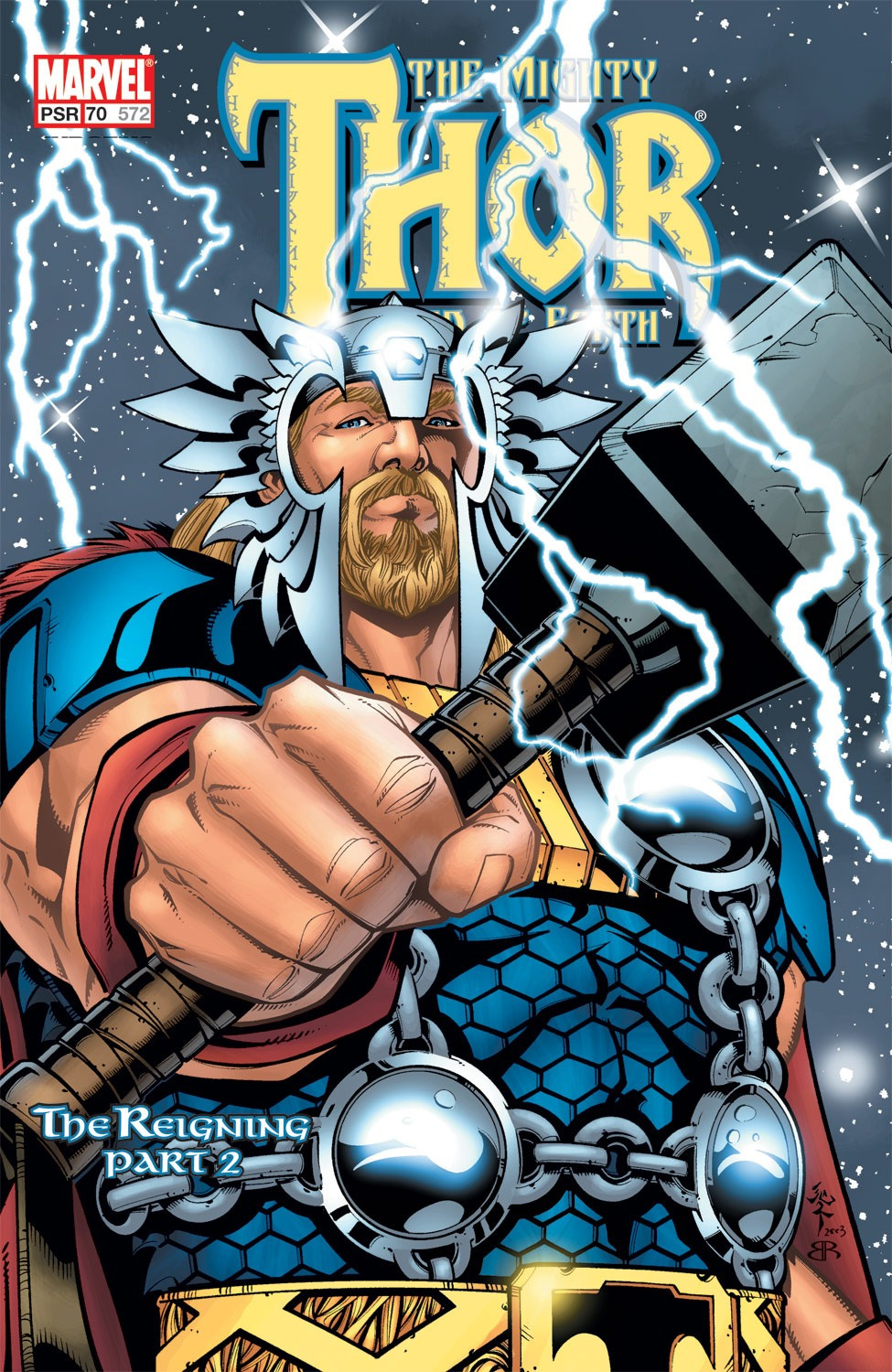 Thor (1998) Issue #70 #71 - English 1