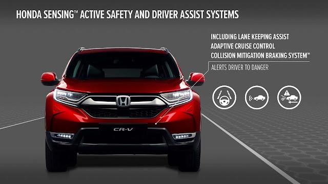 Honda CR-V autokinito