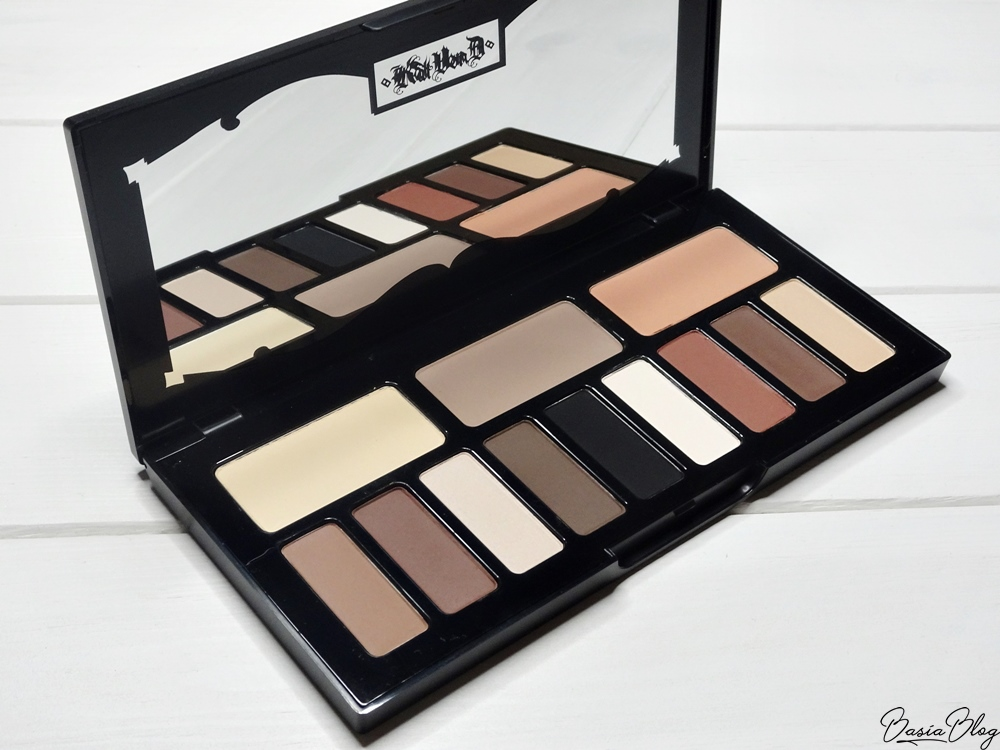 Kat von D Shade + Light Eye Contour Palette paleta do konturowania kat von d