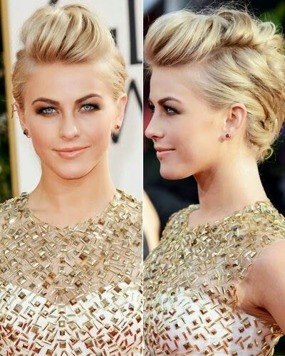 Top hairstyle