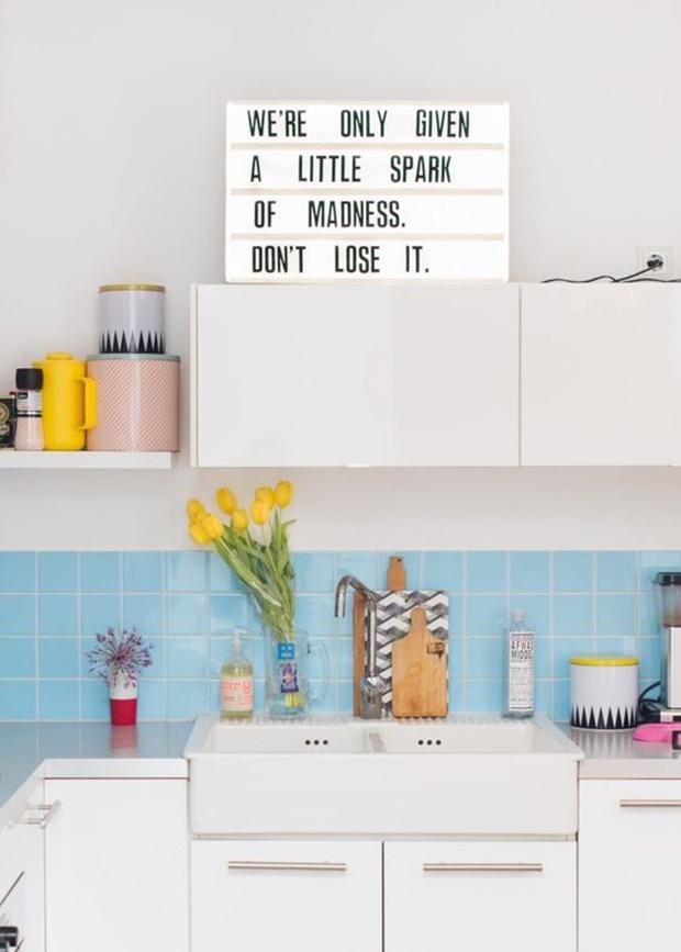 Lightbox na decoração, como decorar com Lightbox