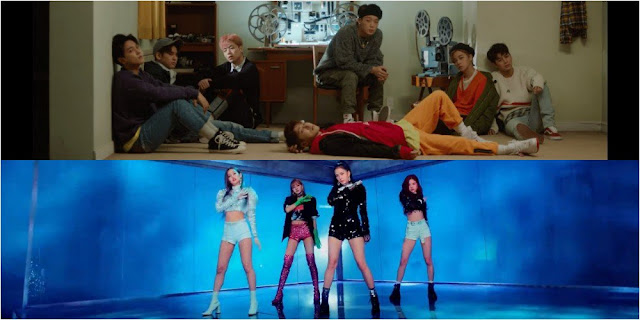 iKON and BLACKPINK Topped Korean Youtube Most Views Video in 2018