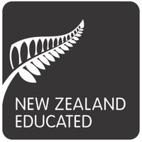 Logo programu New Zealand International Doctoral Research Scholarships