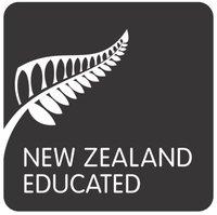 Logo programu New Zealand International Doctoral Research Scholarships