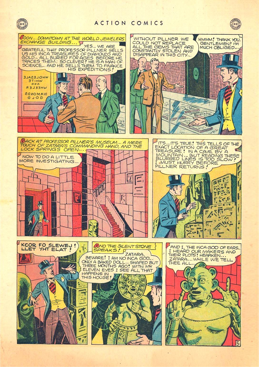 Action Comics (1938) 73 Page 53
