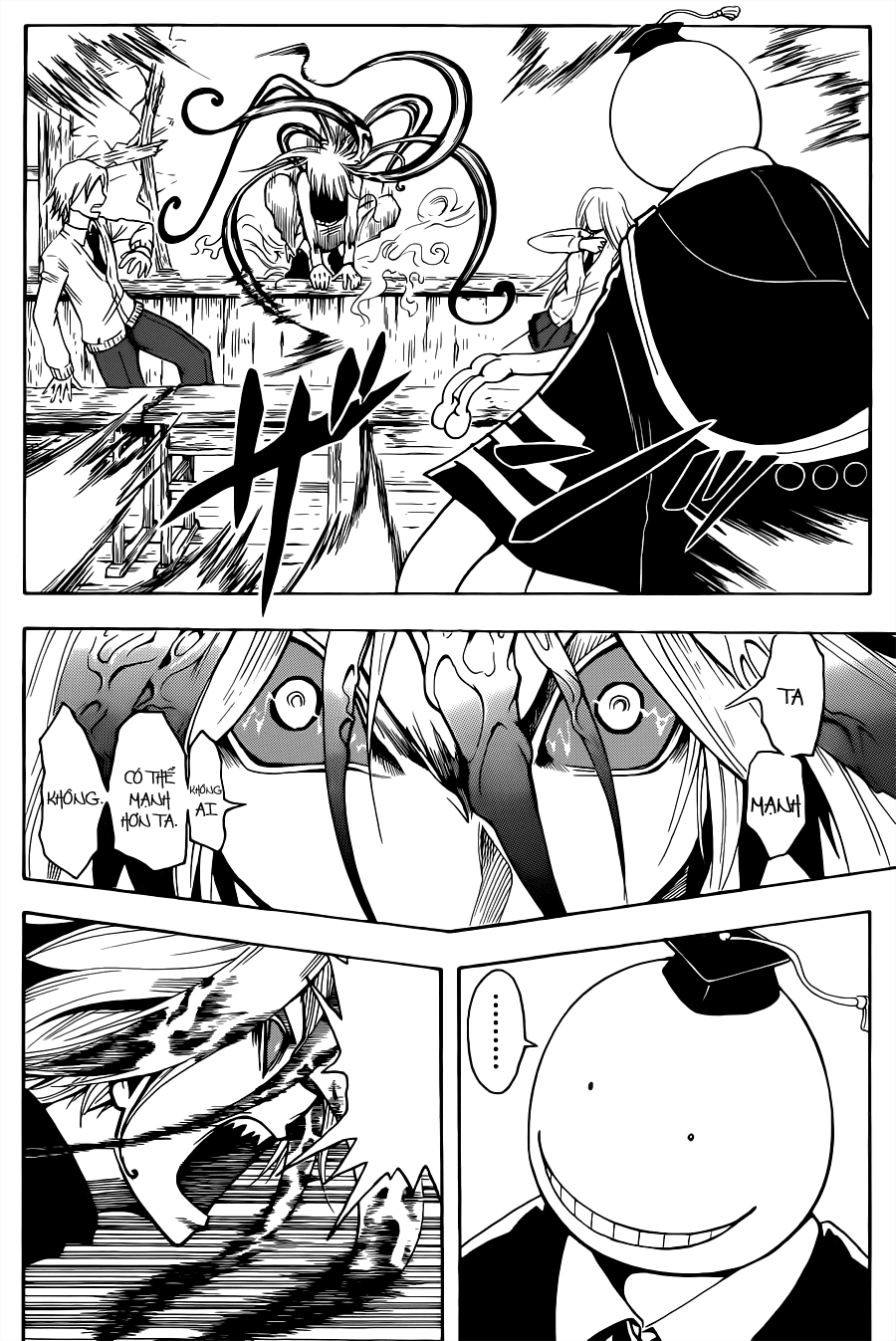 Ansatsu Kyoushitsu chap 32 trang 3