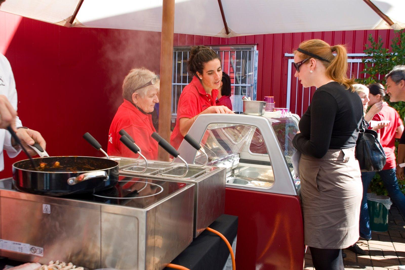 Italian Embassy Canberra Food Festival