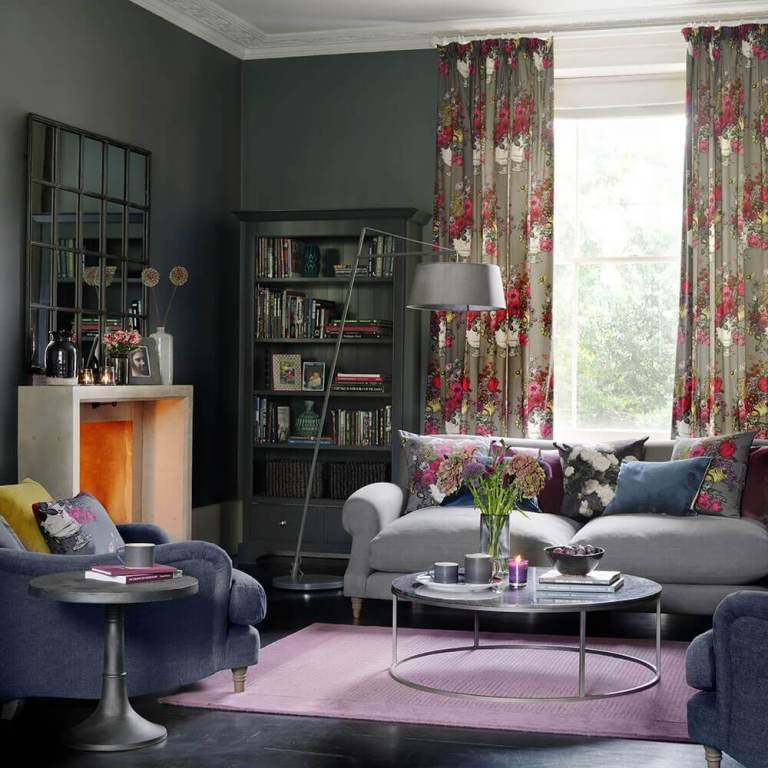 Beautiful Grey Living Room Ideas