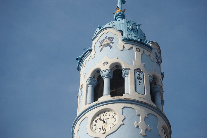 Blue Castle Bratislava