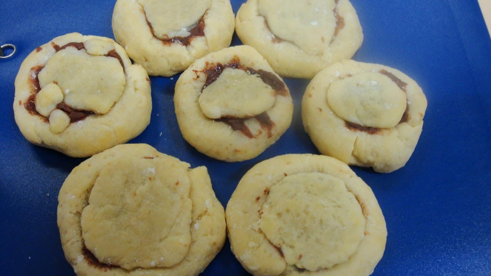 ecole des alagniers recette cookies nutella crit par rihanna. Black Bedroom Furniture Sets. Home Design Ideas