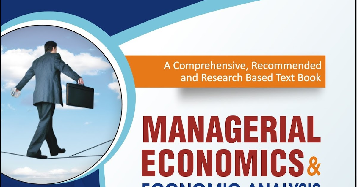 economic analysis a research paper series