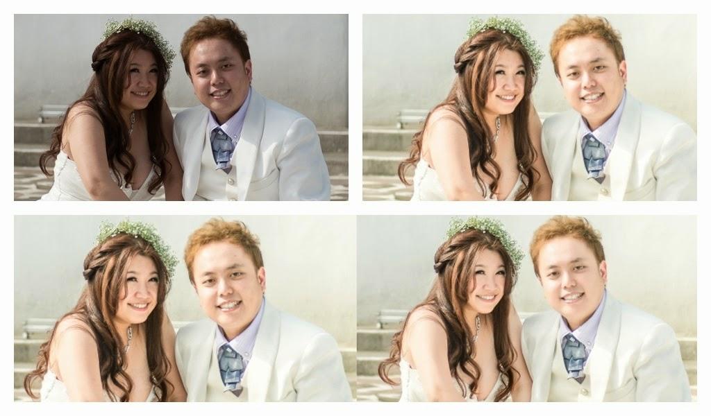 婚紗包套精修毛片全給自助婚紗有fu攝影