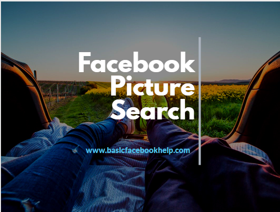 Facebook Picture Search