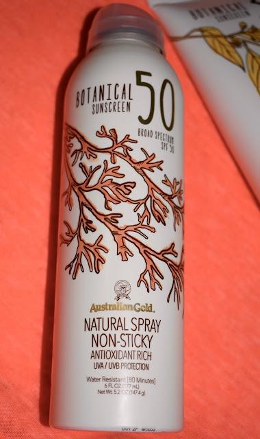 Australian Gold Botanical Sunscreen