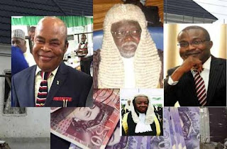 DSS Judges Raid Details: See Names Of Judges And How Much Recovered From Each