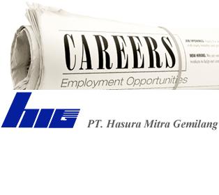 PT Hasura Mitra Gemilang - Operator Produksi