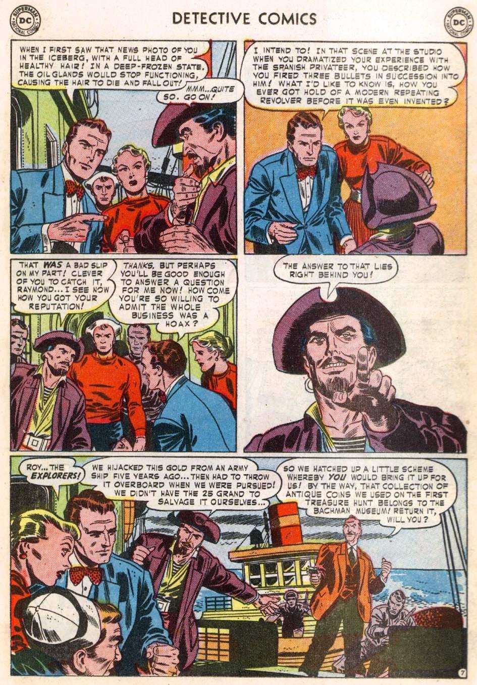 Detective Comics (1937) 183 Page 22