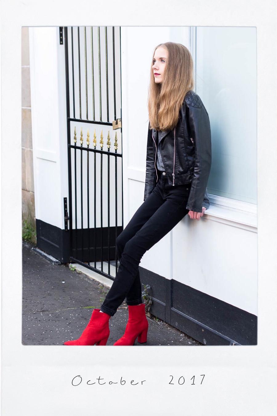 Fashion blogger autumn outfit archives - Muotibloggaaja syysasujen arkistokuvia