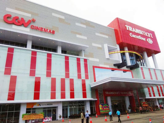 Transmart Carrefour Lampung