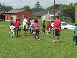 Flag Football and Faith Based Training