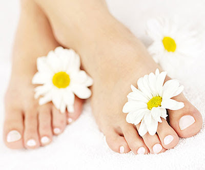 How to treat your feet right