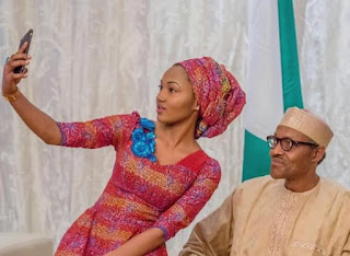 Angry Buhari's Family DISOWNS Viral Pre-wedding Photos of Zahra Buhari; See The Photo That Stir The Angst