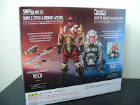 SH Figuarts Basco & Sally Box Back