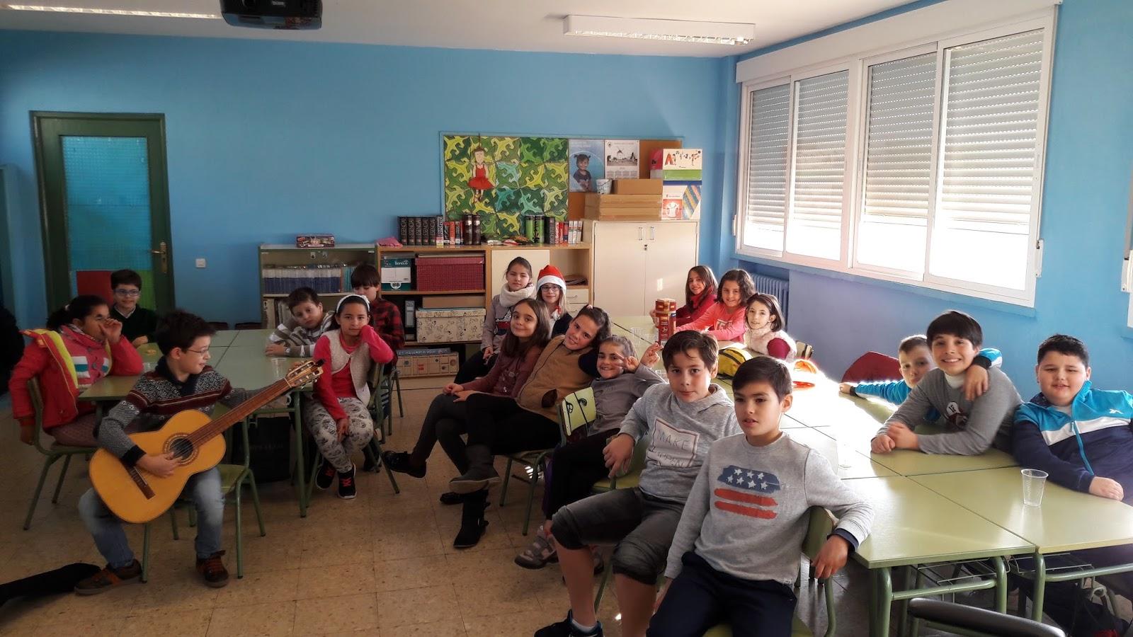 Danos tu palabra la navidad en nuestra clase for En nuestra clase