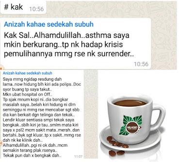 Suka minum coffee