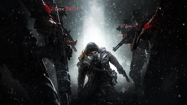 The Division 4K Wallpaper Engine