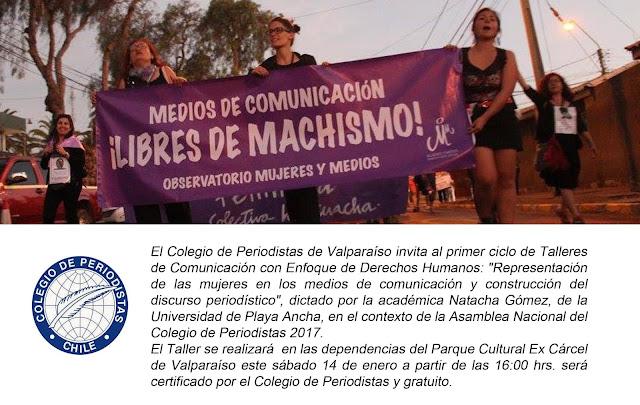 INVITACIÓN: Taller de Comunicación con enfoque de Derechos Humanos