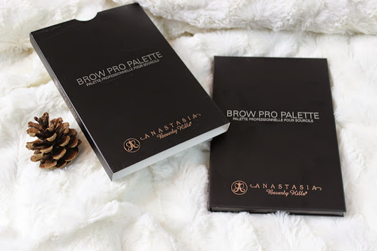 Makeup Musings: ABH Brow Pro Palette