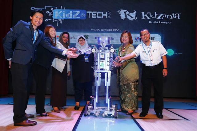KidZania Kuala Lumpur - New KidZ and Tech Program