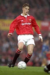 young Beckham