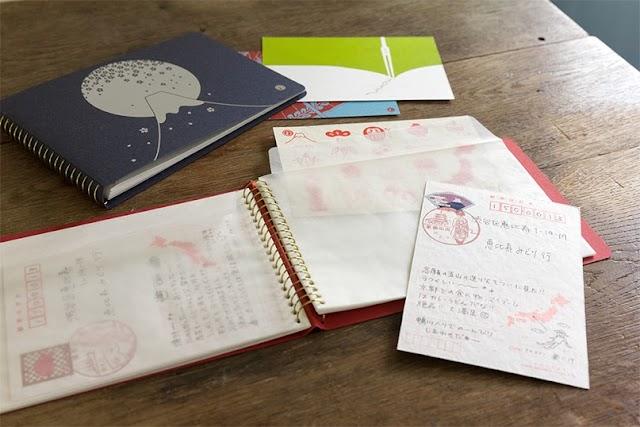 【限定】日本郵局推出景點禮品 精美的明信片套裝