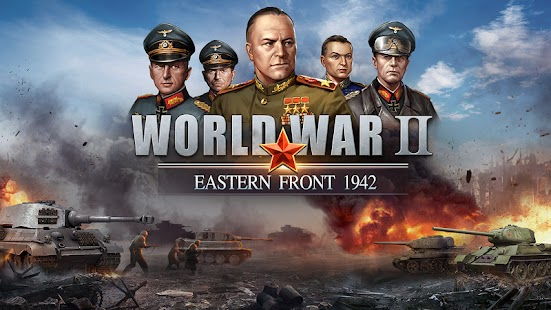 World War 2: Eastern Front 1942 Apk Mod Free on Android Game Download