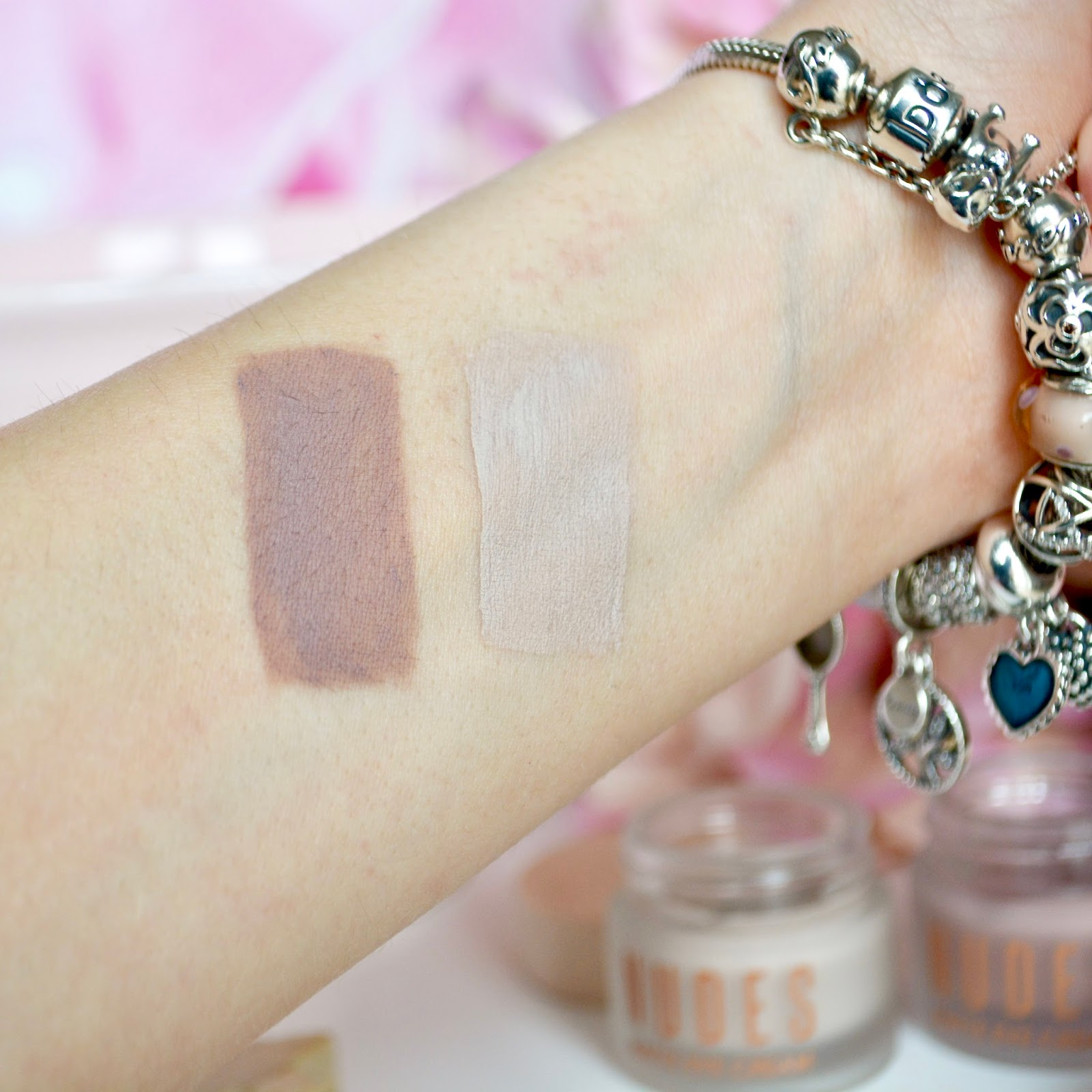 Primark Nudes Matte Cream Eyeshadows | Review