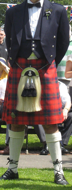 Kilt and Sporran