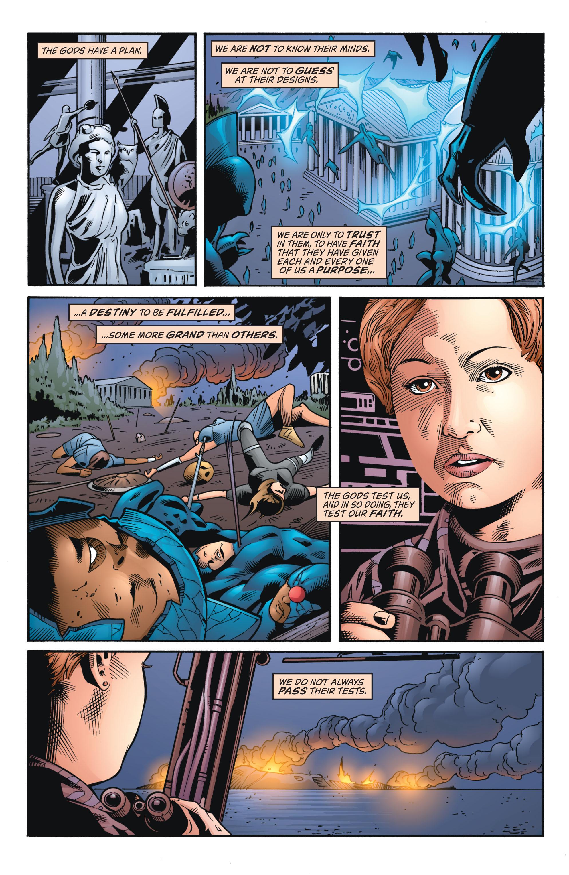 Read online Wonder Woman (1987) comic -  Issue #224 - 4