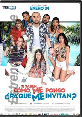 Si Saben Como Me Pongo ¿Pa' Qué Me Invitan? 2018 Custom HD Latino 5.1