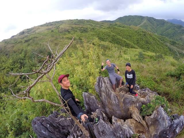 Mahiyaing Bato, Mount Batolusong Tanay Rizal