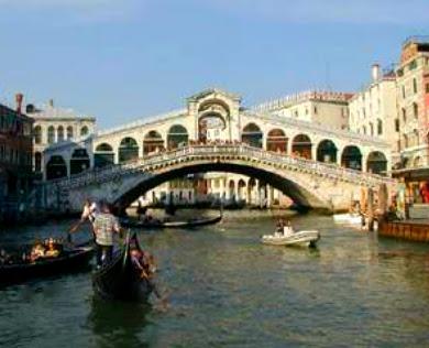 venedik, gezi, köprü, rialto, eski, mimari, gondol, kanal, tur, yurt dışı