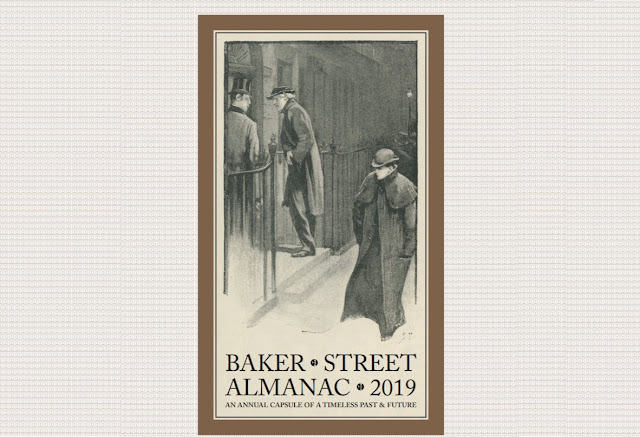 The Baker Street Almanac